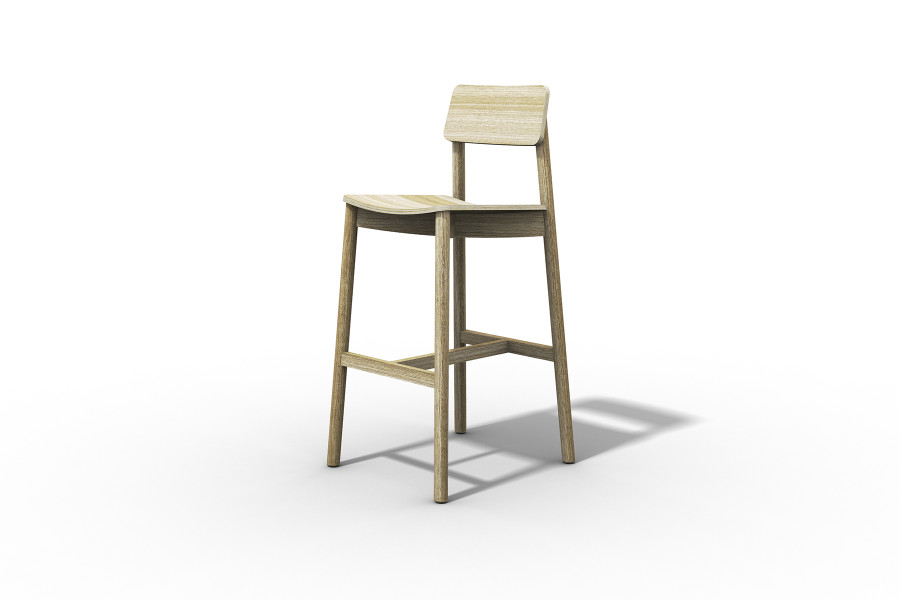 Tabouret de bar Mine