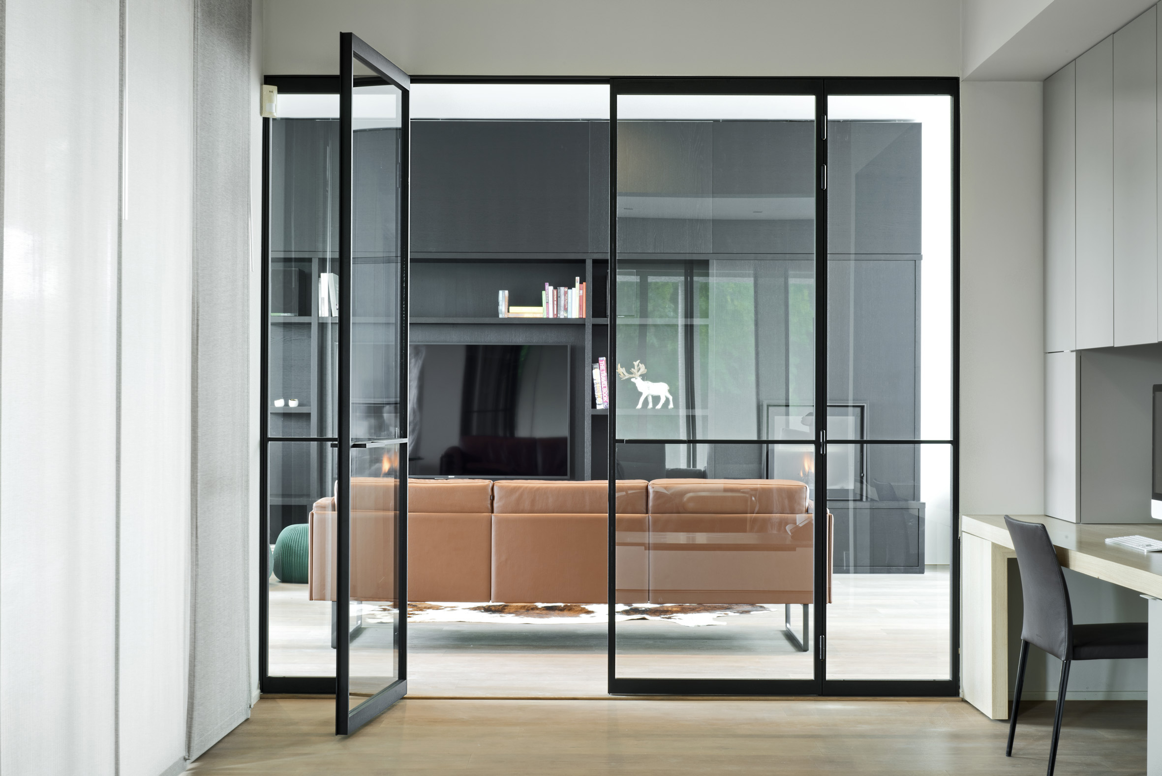 D 39 hondt interieurglas archieven d 39 hondt interieur for Porte living
